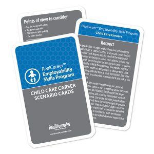 Child Care Scenario Cards - 10 pack