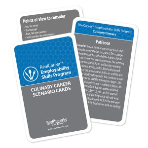 Culinary Scenario Cards - 10 pack