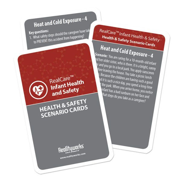 Infant Health and Safety Scenario Cards