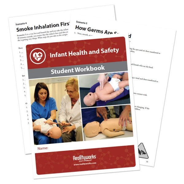 Infant Health and Safety Student Workbooks