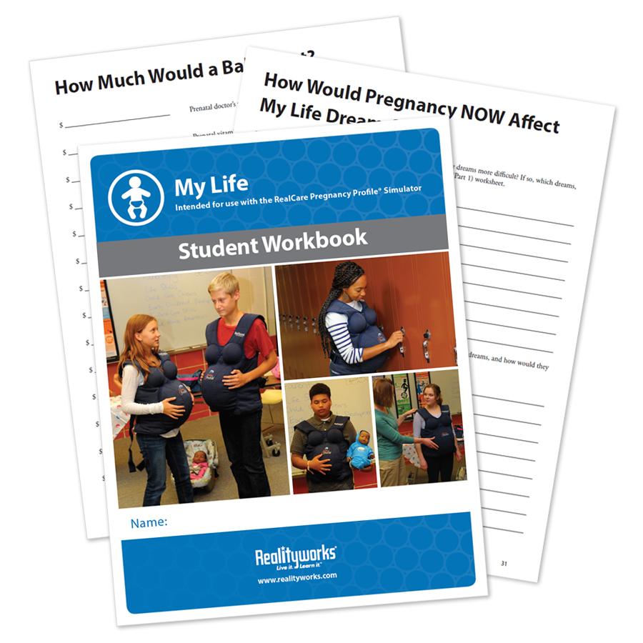 My Life Student Workbooks (qty 20) - Realityworks