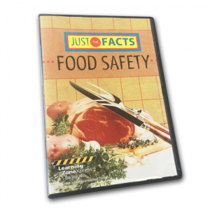 """Just the Facts: Food Safety"" DVD"
