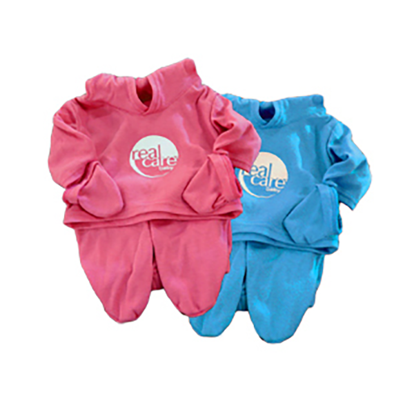 RealCare Baby Two-Piece Outfit