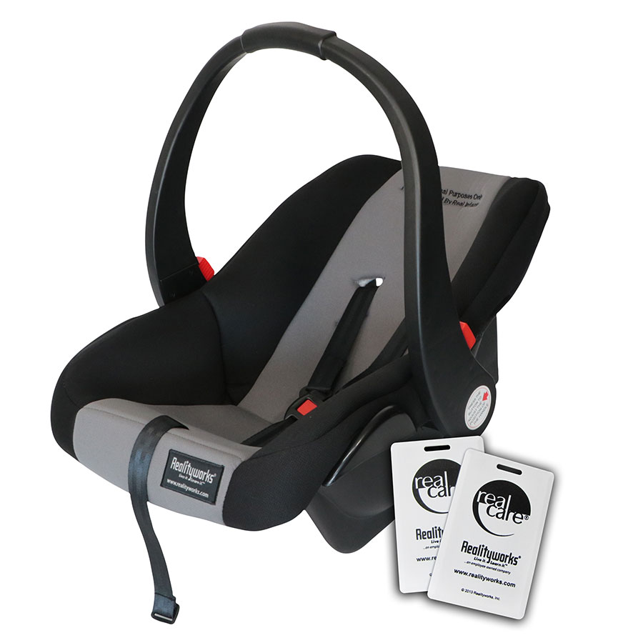 RealCare Baby® Infant Car Seat/Carrier