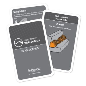 Weld Defects Flash Cards