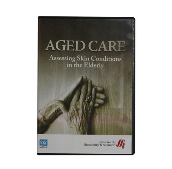DVD Aged Care: Assessing Skin Conditions in the Elderly