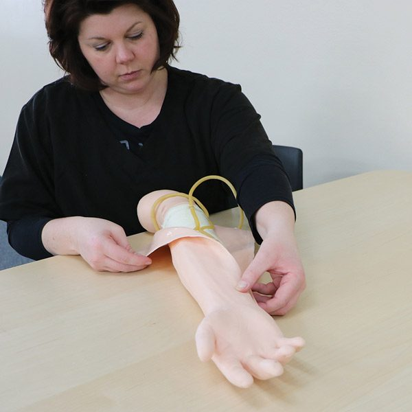 Artery Puncture Arm