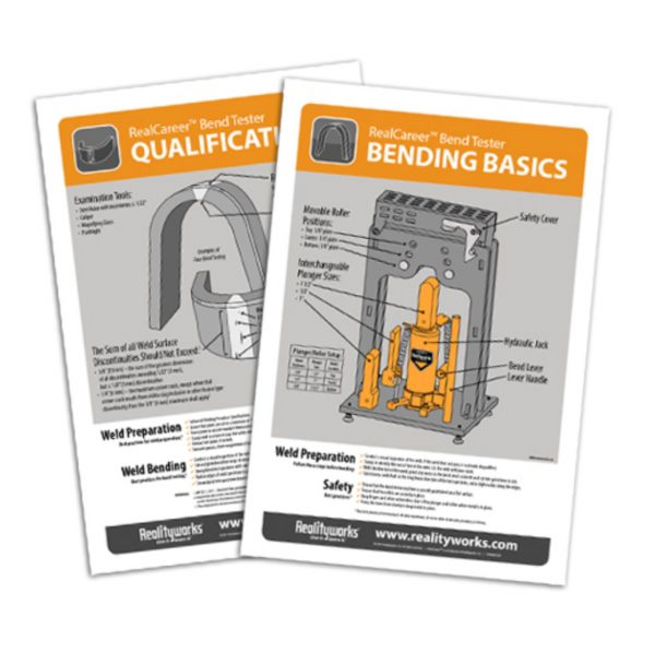 Bend Tester Posters