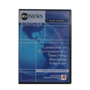 Lessons in Compassion DVD