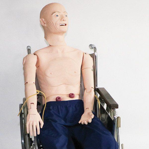 Geriatric Nursing Manikin