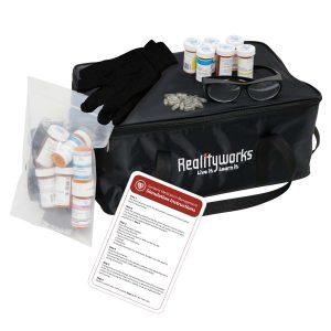 Geriatric Medication Management Kit