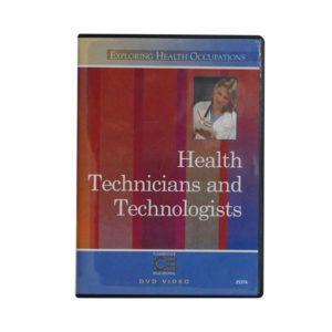 Health Technicians and Techs DVD