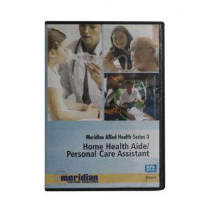 Home Health Aide DVD