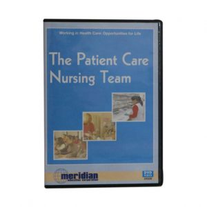 Patient Nursing Care DVD