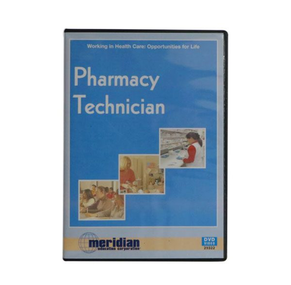 Pharmacy Tech DVD