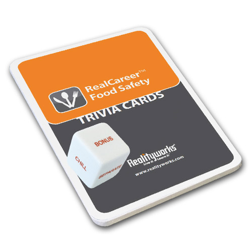 Food Safety Trivia Cards