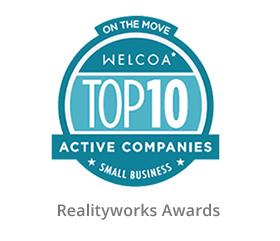 Top 10 Active Companies