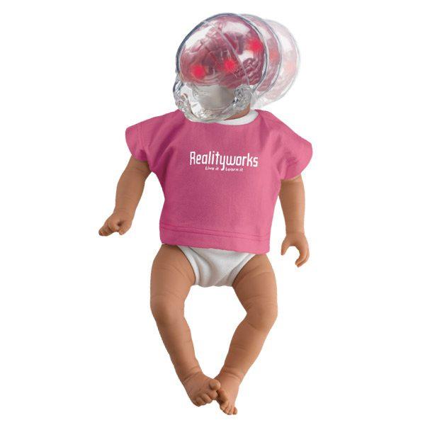 Shaken Baby Syndrome Simulator