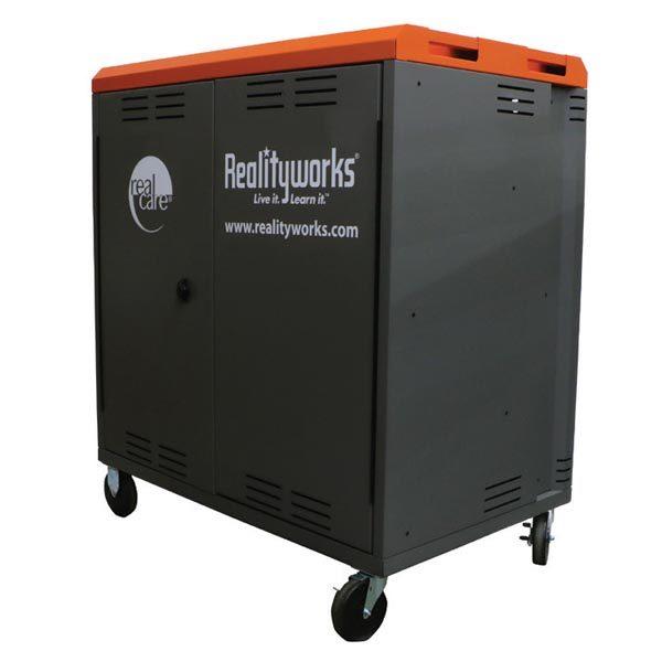 RCB Storage Charging Cart