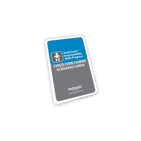 Child Care Scenario Cards