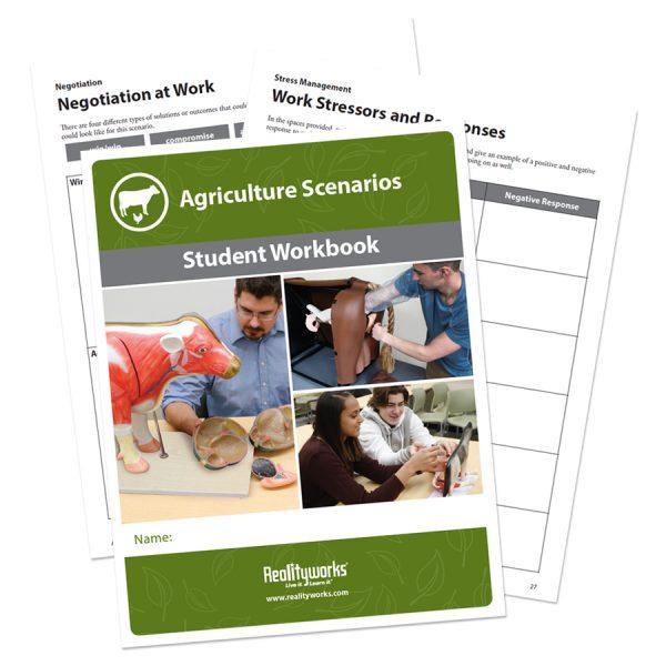 Agriculture Scenarios Student Workbooks