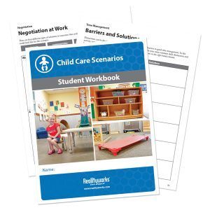Child Care Scenarios Student Workbooks
