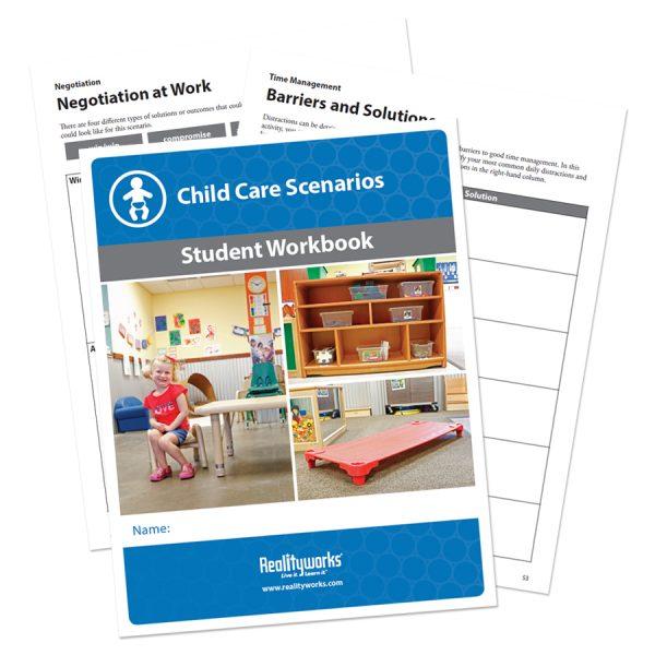 Child Care Scenarios Student Workbooks