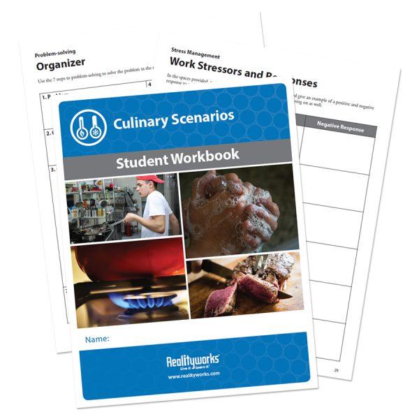Culinary Scenarios Student Workbooks