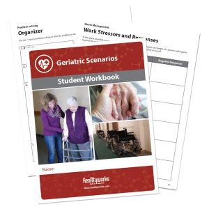 Geriatric Scenarios Student Workbooks