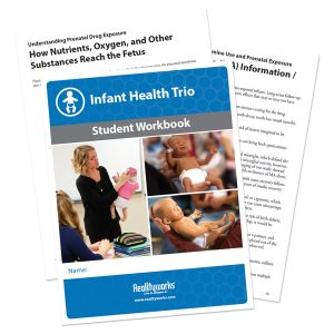 Infant Health Trio Student Workbooks