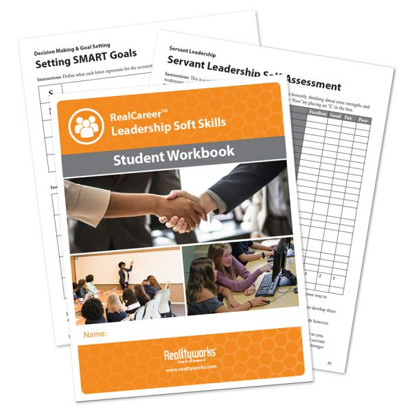 Leadership Soft Skills Student Workbooks