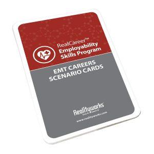 EMT Career Scenario Cards