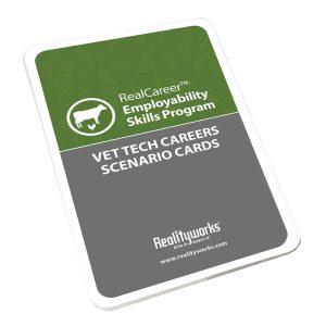 Vet Tech Career Scenario Cards