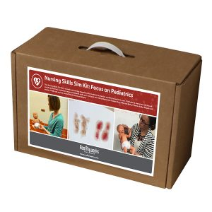 Nurse Skills Sim Kit - Pediatric