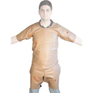 Trauma Wound Simulation Suit
