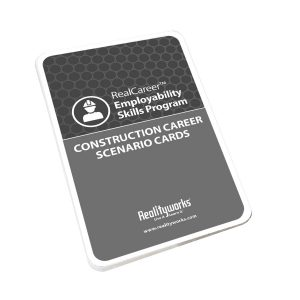 Construction Career Scenario Cards