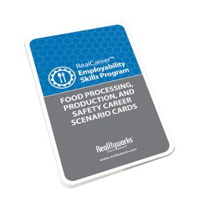 Food Processing, Production and Safety Scenario Cards