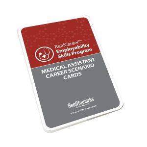 Medical Assistant Career Scenario Cards