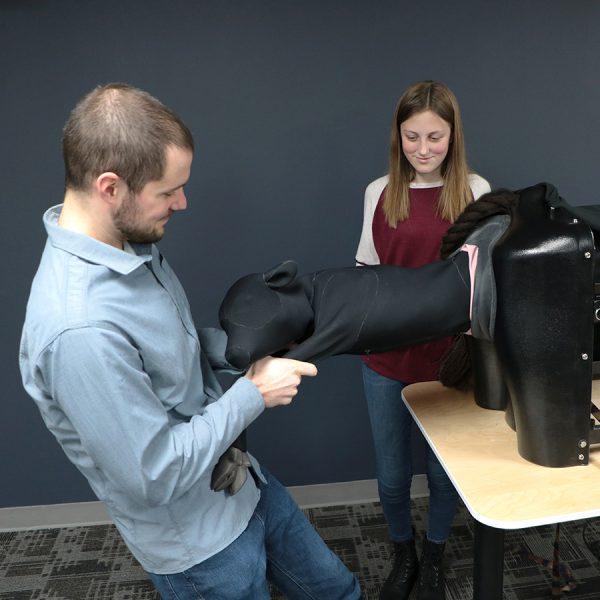 Bovine Birthing & Ultrasound Simulator