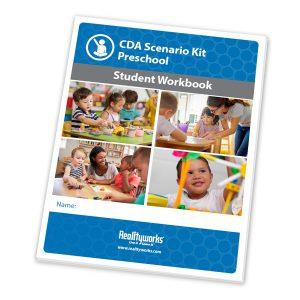 CDA Preschool Workbooks