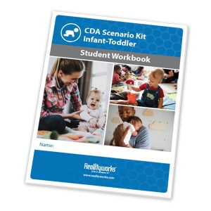 CDA Toddler Workbooks
